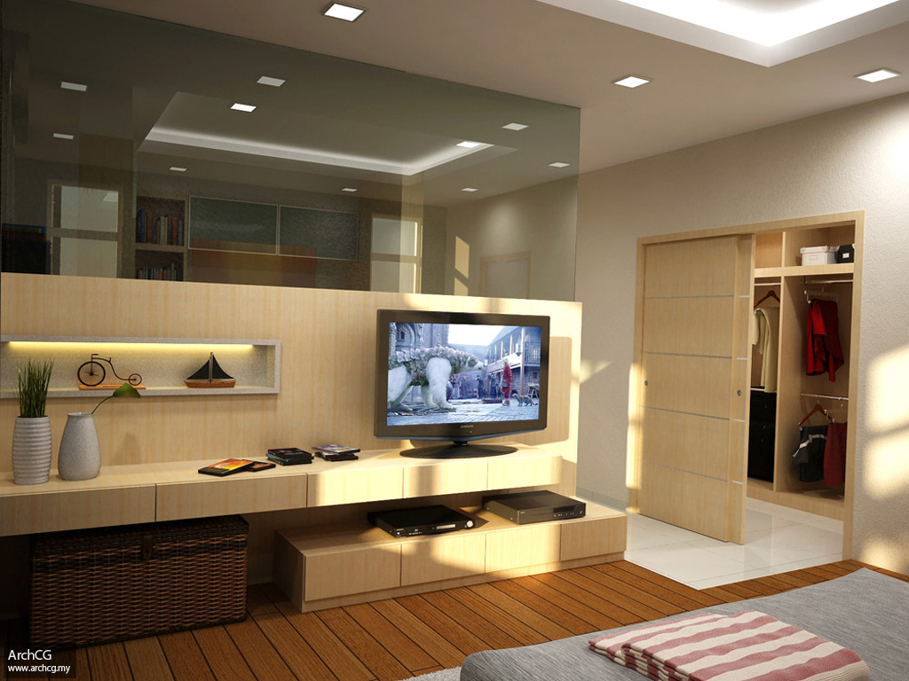 bungalow masterbedroom 03 archcg studio