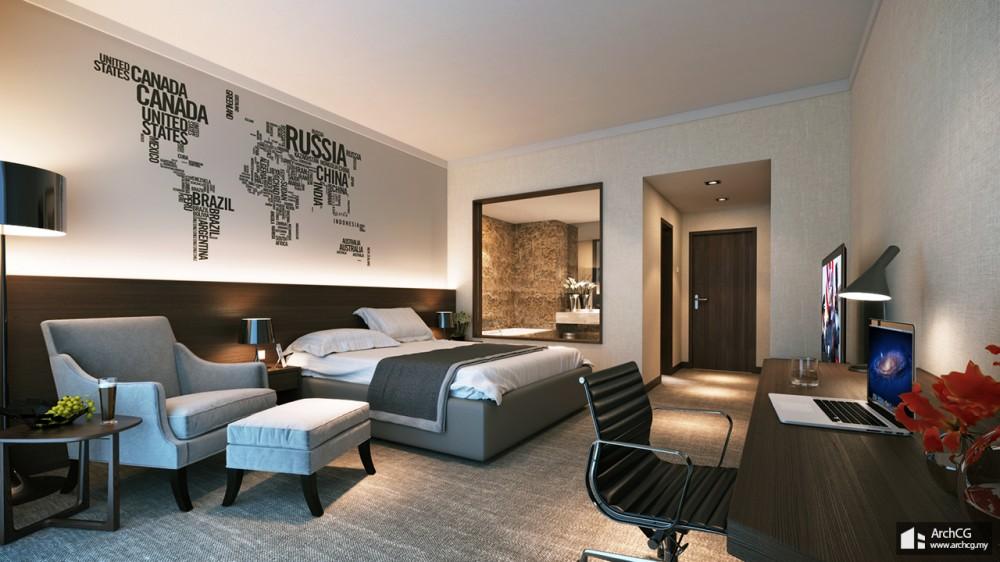 PHotel Deluxe Room