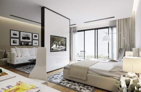 MO Hotel Bedroom